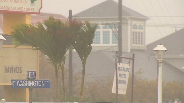 Weather forecasting changes after Sandy