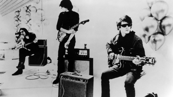 "Rolling Stone ranks Velvet Underground's debut album, ""The Velvet Underground and Nico"" as the 13th greatest of all time."