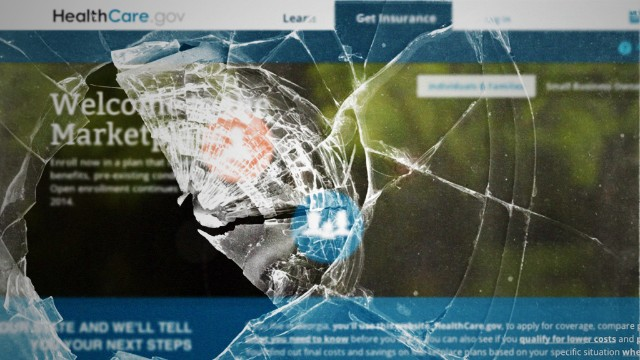 Another Obamacare web setback