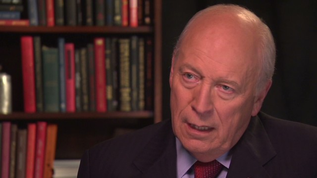 Cheney: Liz is the new generation of GOP