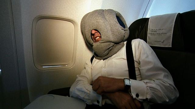 Study Wider Seats Mean Better Sleep Cnn Video