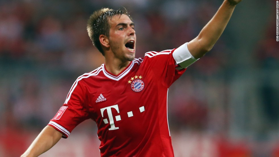 <strong>Philipp Lahm </strong>(Bayern Munich & Germany) <strong><br />CNN rating: </strong>Contender <br />Lahm was captain of the Bayern team which swept all before it last season. The Ballon d'Or would be testament to the German's calm, composed leadership of a team which etched its name in history.