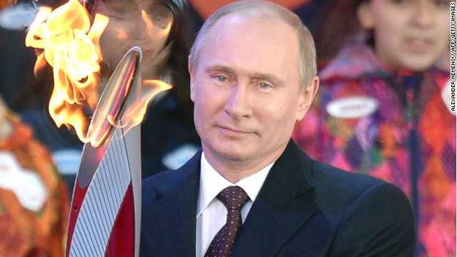 Putin: All welcome at Winter Olympics