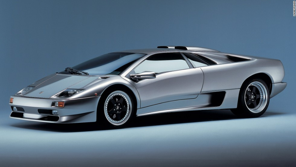 Photos 50 Years Of Lamborghini