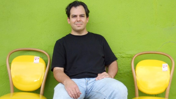 Author Doug Dorst