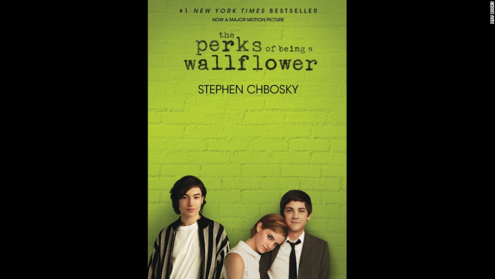 "Even if they didn't like the movie, many readers endorsed the novel,  ""The Perks of Being a Wallflower,"" by Stephen Chbosky."
