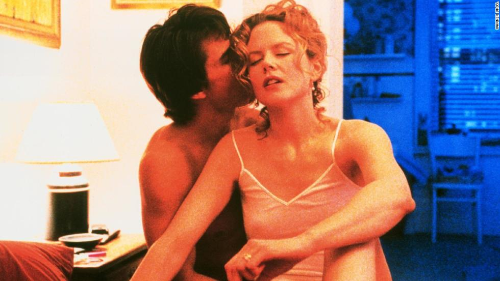 "Tom Cruise and Nicole Kidman were still married when they co-starred in ""Eyes Wide Shut,"" in which iconic director Stanley Kubrick pushed the envelope. Years later, there is still talk about<a href=""http://vigilantcitizen.com/moviesandtv/the-hidden-and-not-so-hidden-messages-in-stanley-kubriks-eyes-wide-shut-pt-i/"" target=""_blank""> hidden messages. </a>"