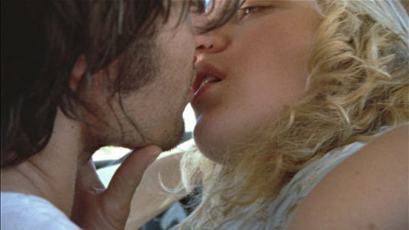 "The controversy surrounding a fellatio scene in ""The Brown Bunny,"" starring Vincent Gallo and Chloe Sevigny, reportedly caused the actress some trouble."