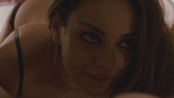 "Mila Kunis reportedly banned her father from watching her sex scene with Natalie Portman in ""Black Swan."""