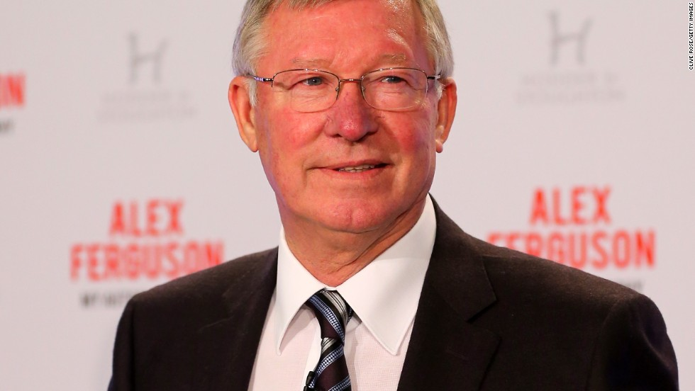 Ferguson's tome garnered a wave of press coverage as he put the boot into former Manchester United greats like David Beckham and Roy Keane. It was the hottest topic in football when it was released.