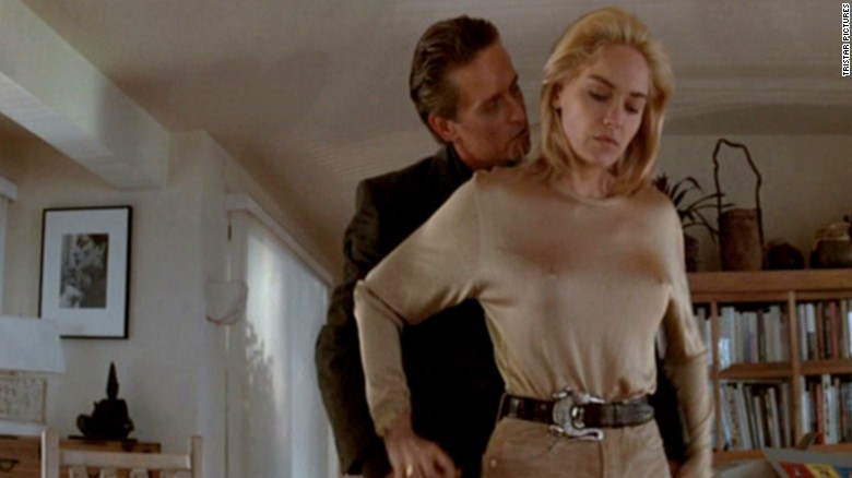 Sharon Stone says she can't stop XXX cut of 'Basic Instinct'