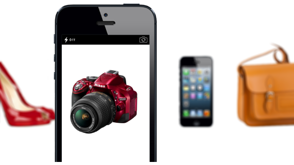 The app from Gone lets users upload an image of something they no longer want. If the app can find a market for it, Gone will buy it. Otherwise, it will recycle or donate the item to charity.