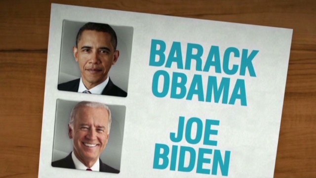 Biden off 2012 ticket?
