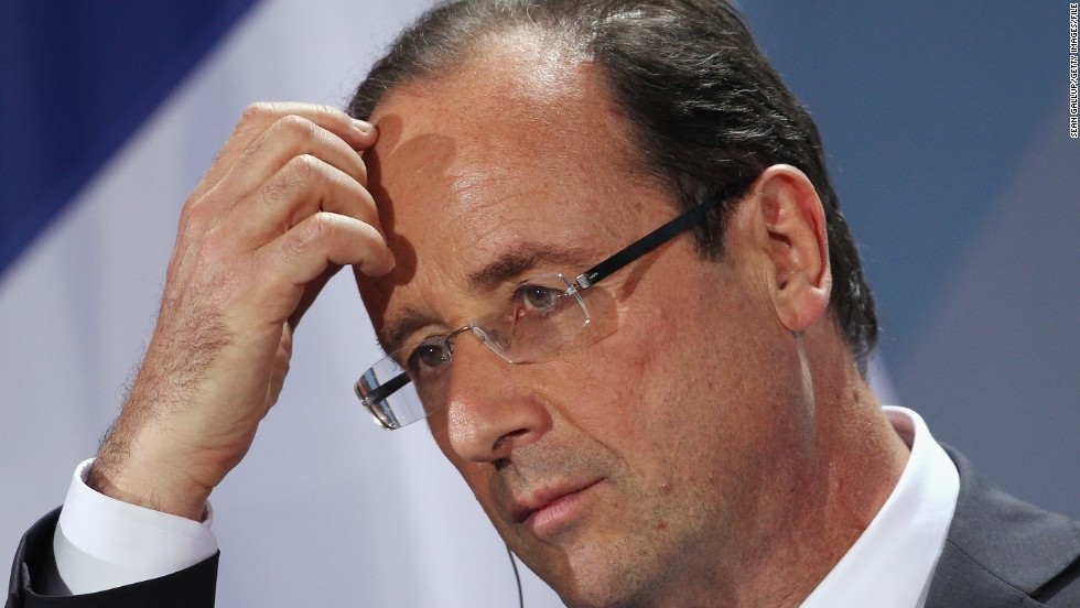A lot, believes French president Francois Hollande. On Thursday he told football club leaders that he won't budge on plans for a 75% tax on salaries in excess of $1.35 million.