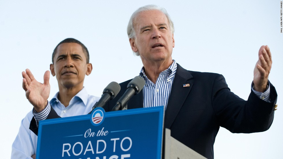 Joe Biden Won T Run For President In 2016 Cnnpolitics