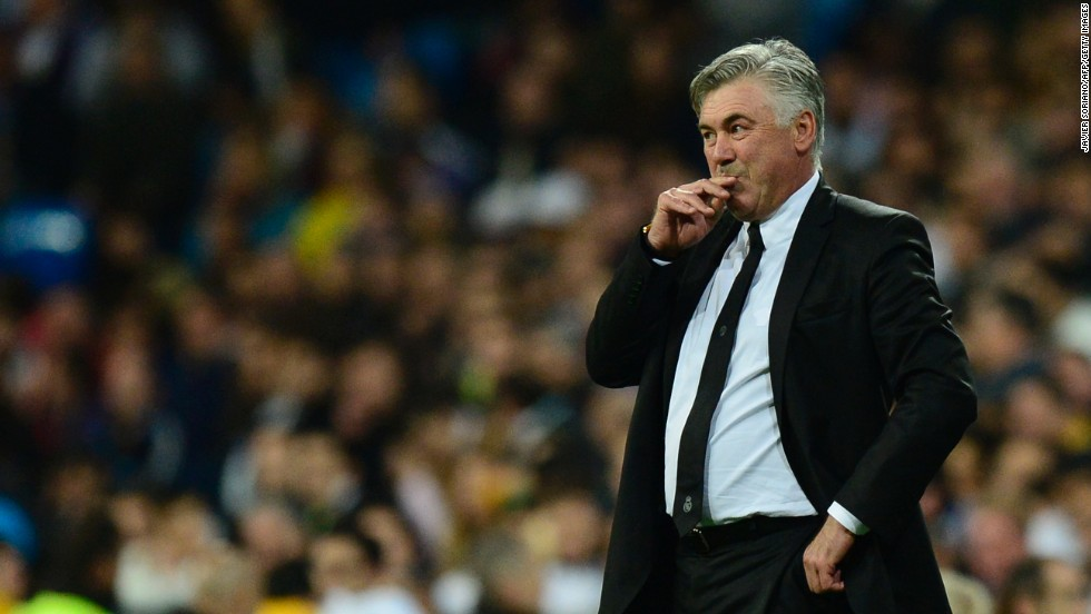 Ancelotti's contract at the Spanish club was due to expire in 2016 but the former Chelsea boss did not get the chance to see the deal out.