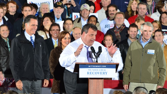 Christie: Romney embarrassed about leak