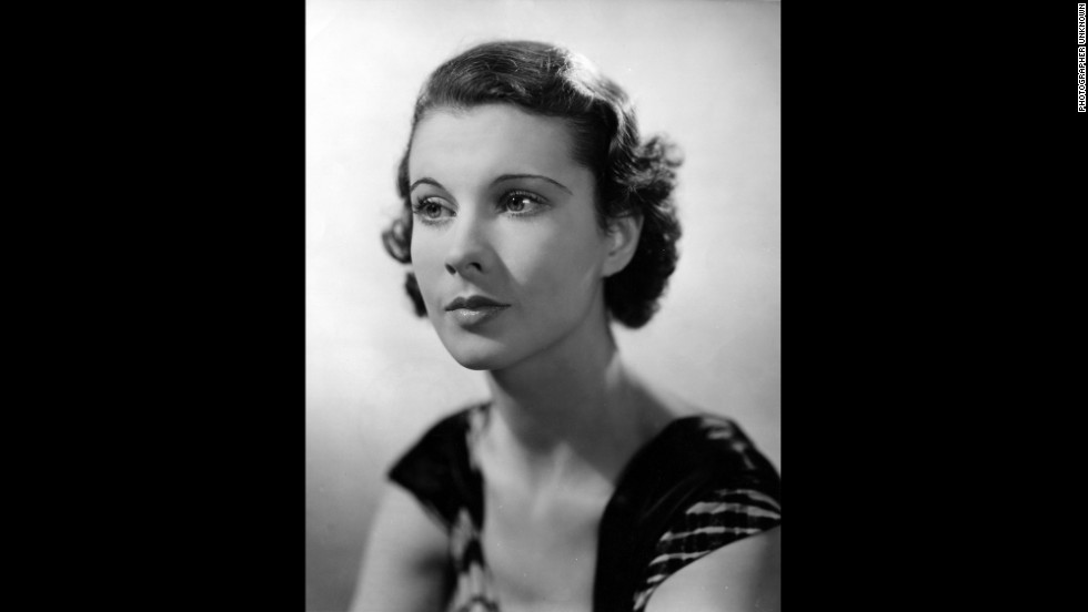"This head shot, taken to promote the 1937 movie ""Storm in a Teacup,"" captured a ""very sleek"" and ""natural-looking"" Vivien Leigh, according to Kendra Bean, author of ""Vivien Leigh: An Intimate Portrait"" -- the new book out by Running Press to commemorate the 100th anniversary of her birth. The British actress, known for her Academy Award-winning roles in ""Gone With the Wind"" and ""A Streetcar Named Desire,"" would have been 100 years old on Tuesday, November 5. <br /><em><br />Image courtesy of ""Vivien Leigh: An Intimate Portrait"" (Running Press)</em>"