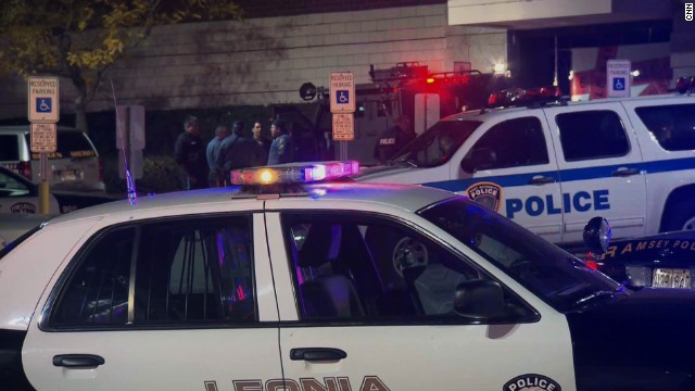 Mall Shooting Suspect Found Dead Cnn Video