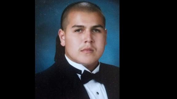 Michael Baptiste was declared brain dead on March 31, 2012. He was 23.