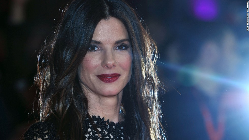 "Sandra Bullock was on the red carpet this week for the premiere of her latest film, ""Gravity,"" at the London Film Festival. She spoke to CNN about why gender shouldn't be an issue in action films."