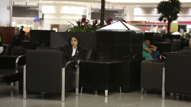helping those in need at the airport cnn video. Black Bedroom Furniture Sets. Home Design Ideas