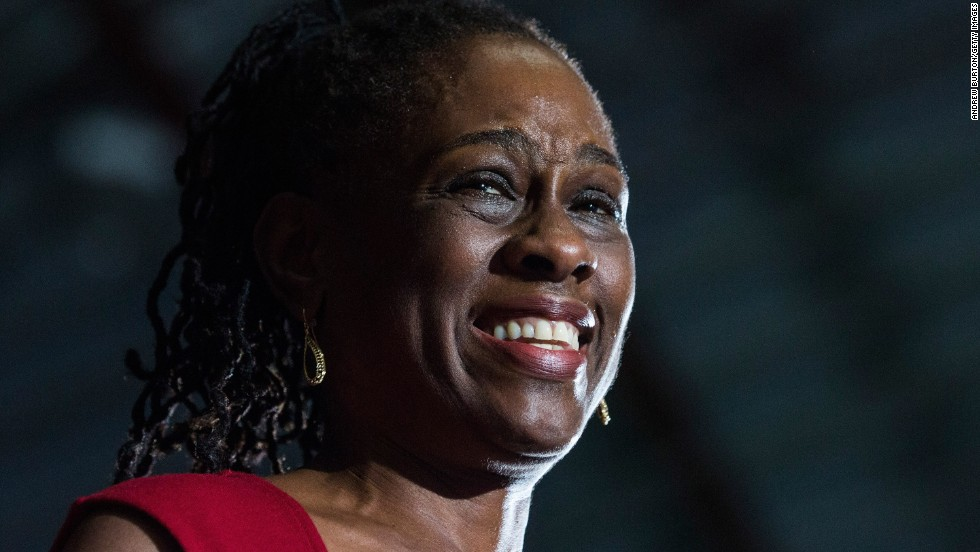 De Blasio's wife of 19 years, Chirlane McCray, is his top political confidante and chief strategist.