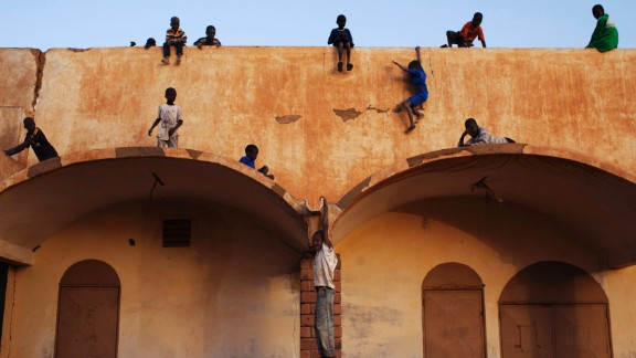 Mali (2013), by American photographer Joe Penney.