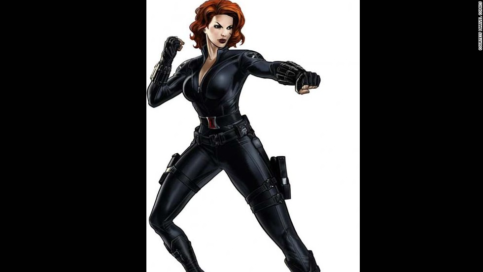 Marvelu0026#39;s Natasha Romanoff the Black Widow made her first appearance. Photos Most awesome female superheroes  sc 1 st  CNN.com & Most awesome female superheroes