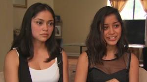 Lesbian twins story