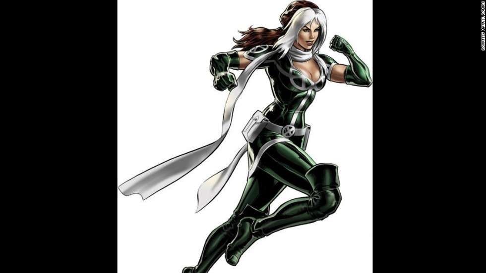 Most awesome female superheroes X Men Girl Characters Names