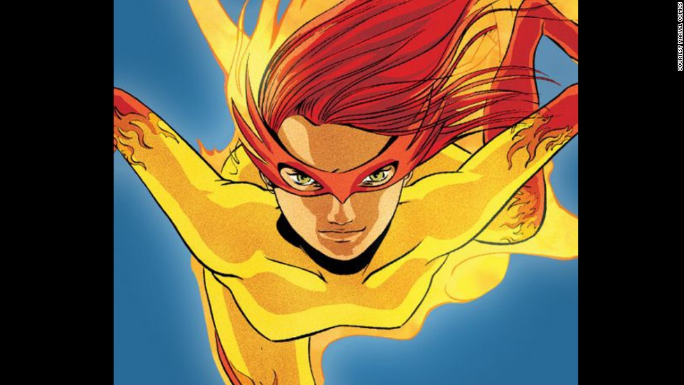 Most Awesome Female Superheroes-3836