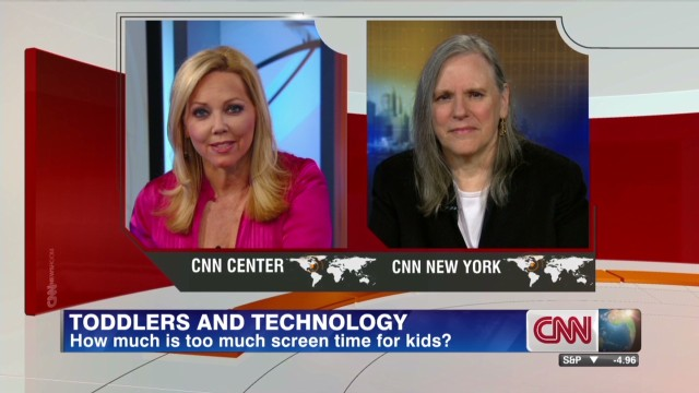 Expert: Set limits on kids' screen time