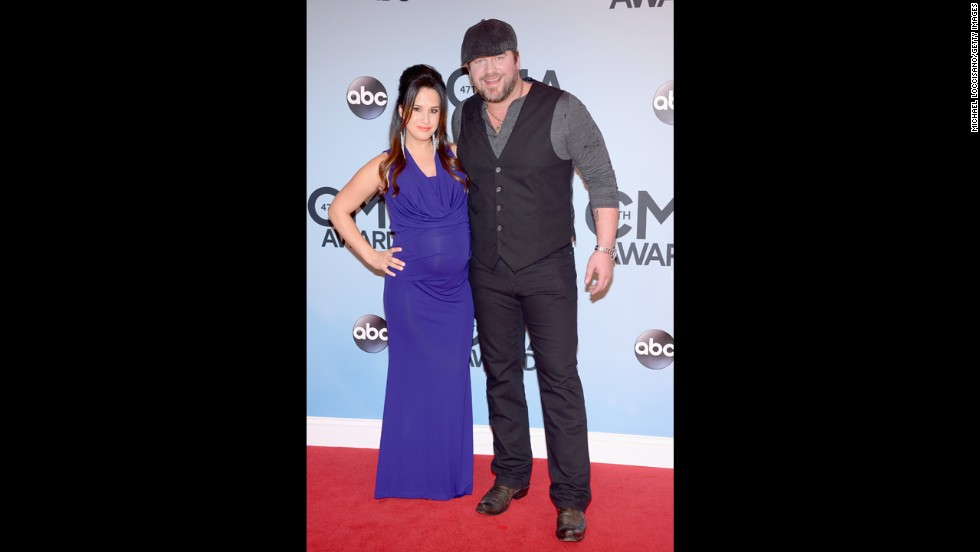 Sara Rebeley and Lee Brice