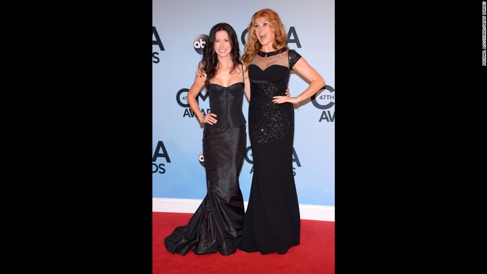 Joy Williams and Connie Britton