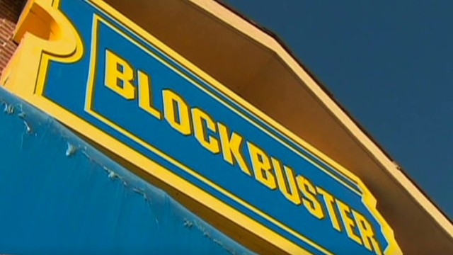 End of an era for Blockbuster