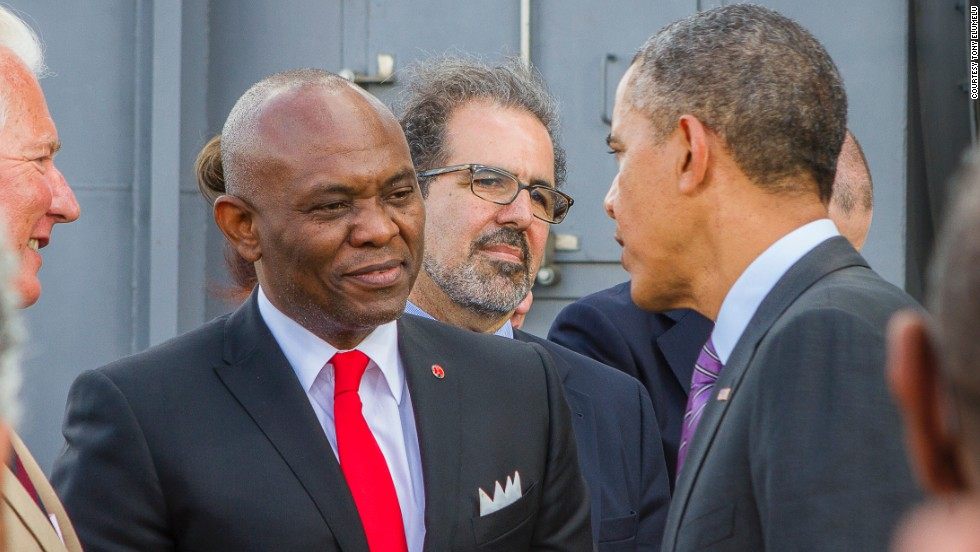 "Heirs Holdings has backed U.S. President Barack Obama's ""Power Africa"" plan -- an initiative aiming to double access to electricity in sub-Saharan Africa."