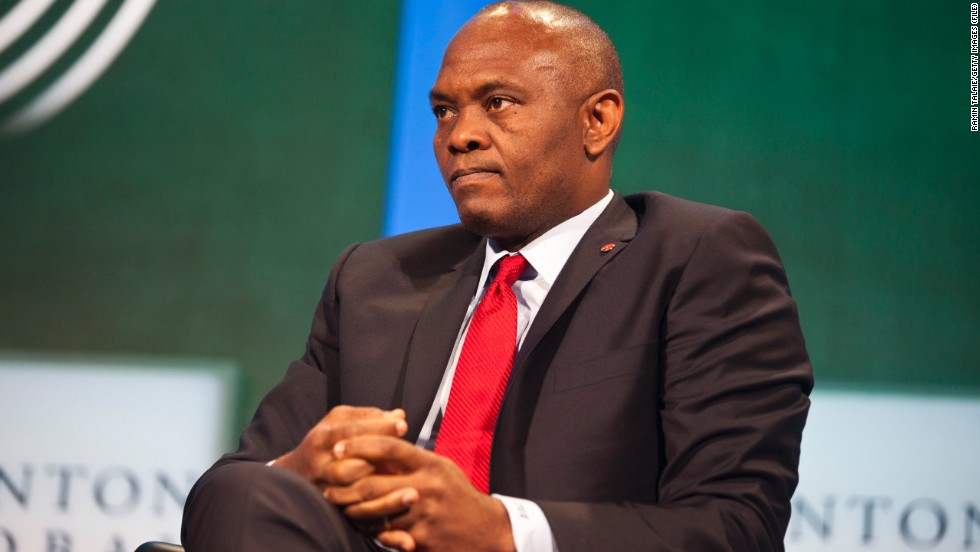 Tony Elumelu, chairman of Heirs Holdings, has launched a $100million pan-African entrepreneurship initiative to help grow startup endeavors across the continent.