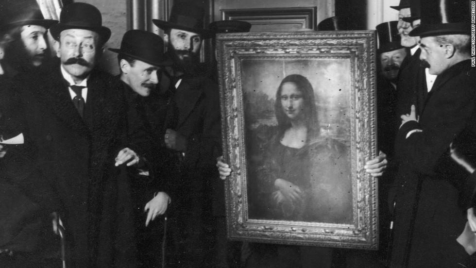 Mona Lisa: Greatest art theft in history?