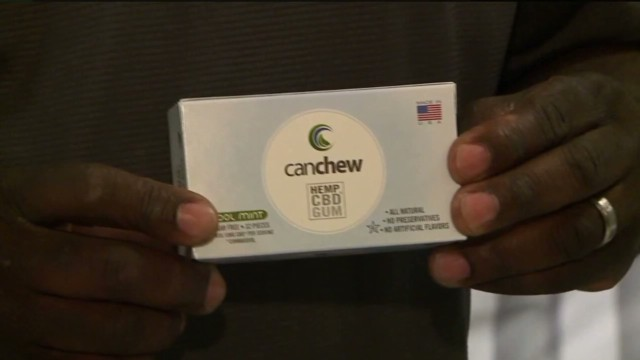 Weed is big business at convention