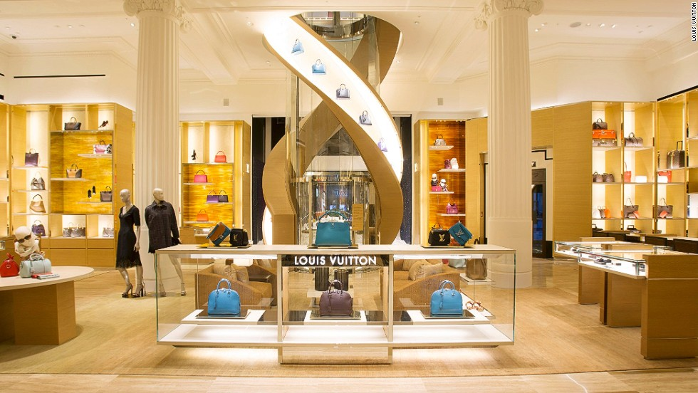 63324d4c363 Inside Louis Vuitton's Townhouse: Wooing luxury shoppers in digital ...