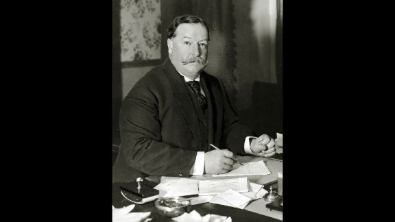 William Taft was the 27th president of the United States and served from 1909-1913. Since Taft's presidency, three of his relatives have represented Ohio in the U.S. Senate.