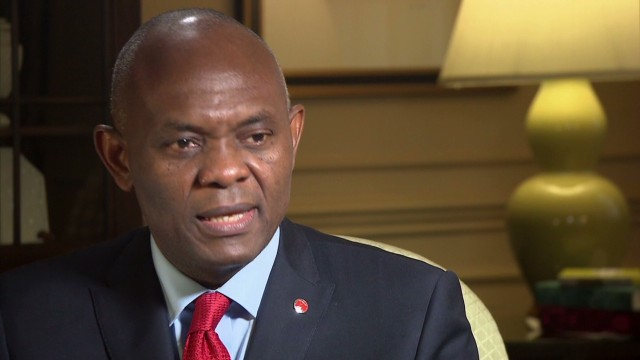 How Elumelu's father inspired him