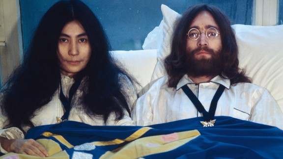 "Yoko Ono broke up the Beatles. Oh, if only Yoko hadn't stolen John away from the group, they would have stayed together! Right. Actually, the Beatles were already fragmenting -- Ringo temporarily left during the making of the White Album, and George walked out during the ""Get Back"" sessions -- and financial issues were getting in the way of the music. Lennon was ready for something new, but everybody was tired."