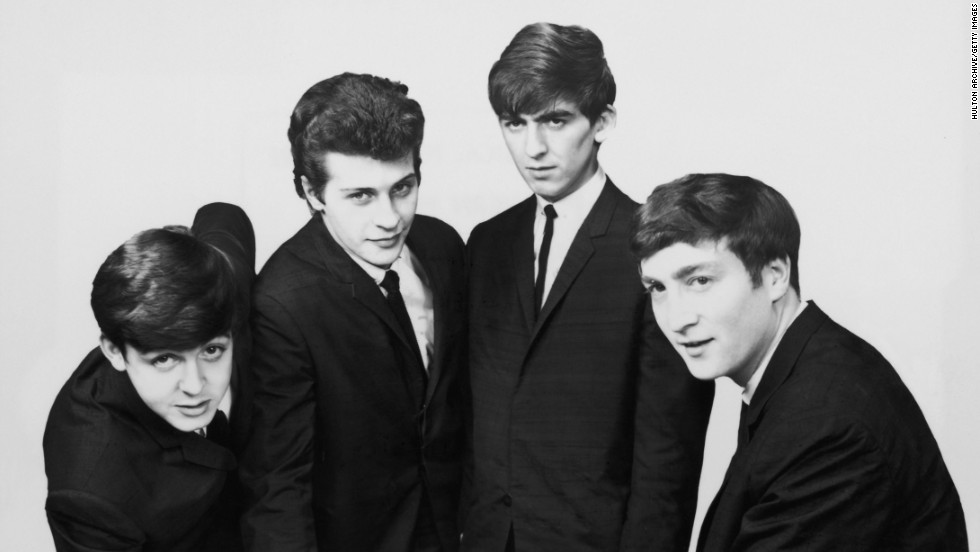 LtstronggtThey Booted Drummer Pete Best Out Of Jealousylt