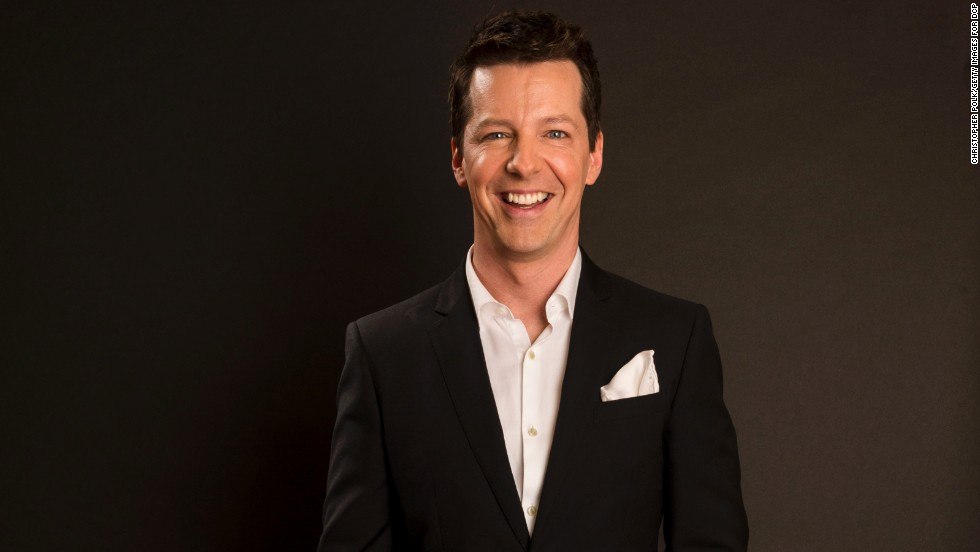 "Years after he found fame on ""Will & Grace,"" Sean Hayes is back on NBC with ""Sean Saves the World."""