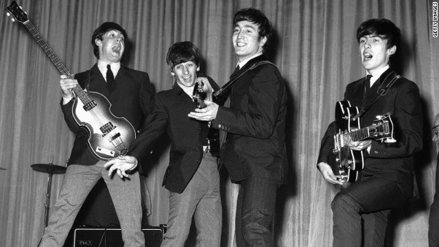 The Beatles' energy and cleverness made them favorites in 1963. The band started a musical and cultural revolution.
