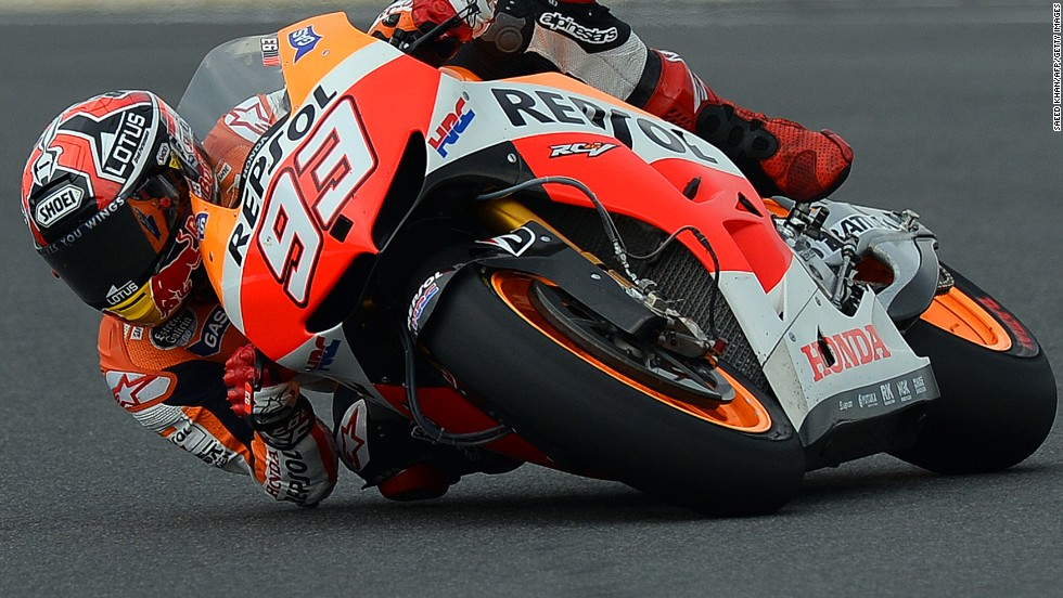 Marquez has taken advantage of new tire technology to adopt an elbows-to-the-ground style that other riders have begun to follow, says former Superbikes champion James Toseland.
