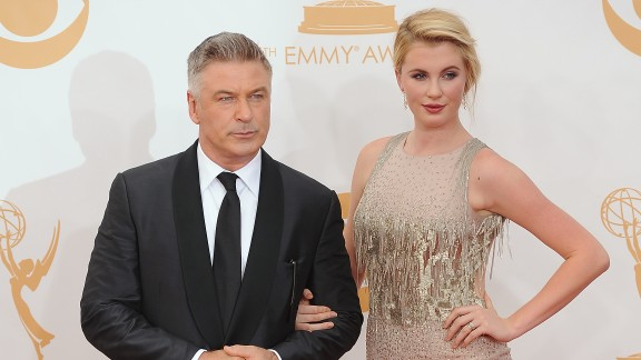"Baldwin and his daughter model Ireland Baldwin appear to have a close relationship now. But in 2007, a voicemail was leaked of the actor yelling at the then-11-year-old and calling her a ""rude, thoughtless little pig."""