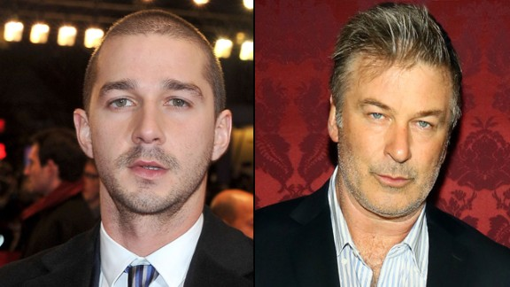 "In April 2013, the actor had a dust-up related to Shia LeBeouf, who was reportedly fired from a Broadway production of ""Orphans"" after clashing with Baldwin. LaBeouf told late night host David Letterman that the two ""had tension as men."""